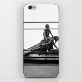 compassion iPhone Skin