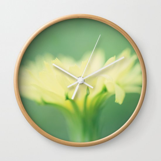 Fairy Night-light Wall Clock