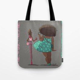 Girls! Tote Bag