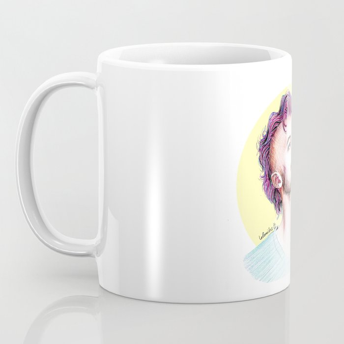Mohawk Coffee Mug