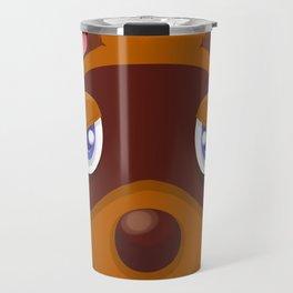 Animal Crossing Tom Nook Travel Mug