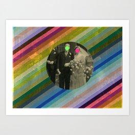 Wedding Portal 004 Art Print