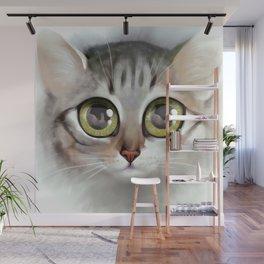 Kitten 4 Wall Mural