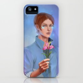 Lance McClain iPhone Case