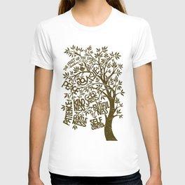 Fruit of the Spirit (Monotone) T-shirt