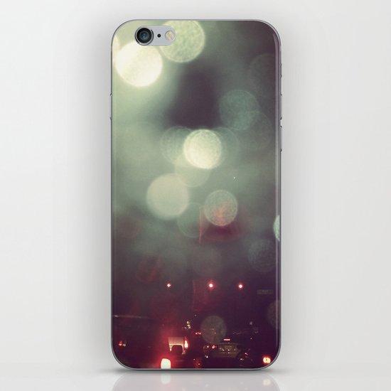 Bokeh @ Night iPhone & iPod Skin