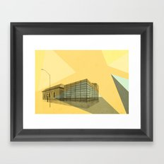 Bloor Gladstone Branch Framed Art Print