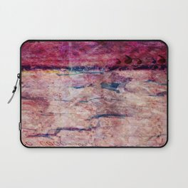 Pink landscape Laptop Sleeve