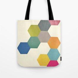 Honeycomb I Tote Bag