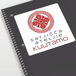 Ateljie Kuutamo logo Sticker