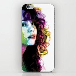 Mariah 'Hero' Carey iPhone Skin