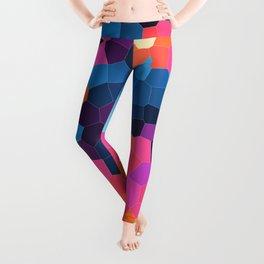 Geometric Brights Leggings