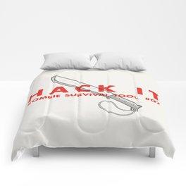 Hack it - Zombie Survival Tools Comforters