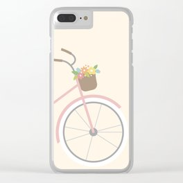 Bike Bicycle Clear iPhone Case
