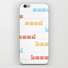 The Essential Patterns of Childhood - Train iPhone & iPod Skin