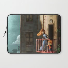 Mummy Look There! Laptop Sleeve
