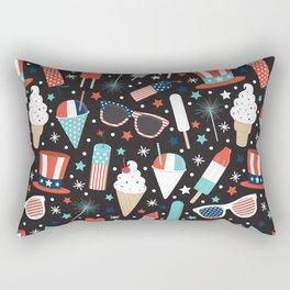 American Summer Rectangular Pillow