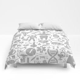 Medical background Comforters