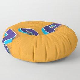 NOPE Floor Pillow