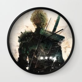 Soldier legacy Wall Clock