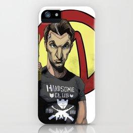 Handsome Jack Bullet Club iPhone Case