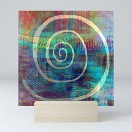 Spiral S46 Mini Art Print