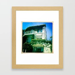 The Manor Framed Art Print