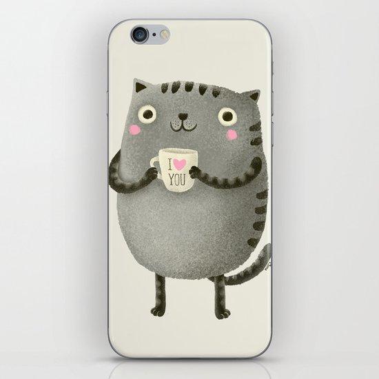I♥you iPhone & iPod Skin
