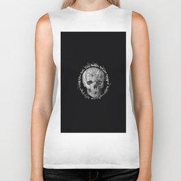 Rubino Metal Skull Biker Tank