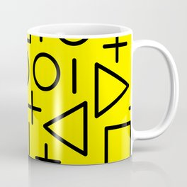 Memphis pattern 71 Coffee Mug