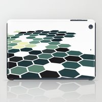 california iPad Cases featuring California by Bakmann Art