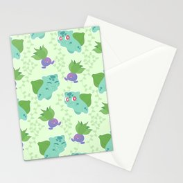 Plant pals Stationery Cards