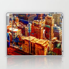 Tommy's Town Laptop & iPad Skin