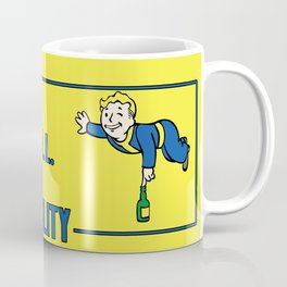 Agility S.P.E.C.I.A.L. Fallout 4 Coffee Mug