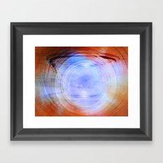 Mirage - OPPOSITES LOVE Framed Art Print