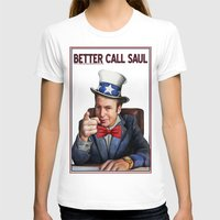 better call saul T-shirts featuring Better Call Saul by Magdalena Almero