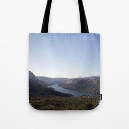 Along the Apache Trail Tote Bag
