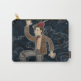 Wibbly Wobbly  Carry-All Pouch