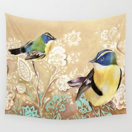Siete Colores Wall Tapestry