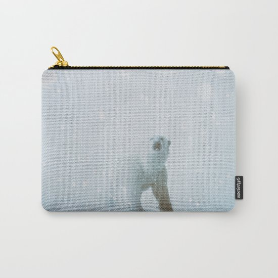 Snow Patrol Carry-All Pouch