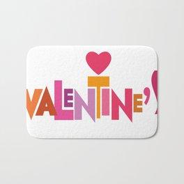 Valentine's  Bath Mat