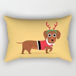 It's Christmas, Isn't It? Rectangular Pillow