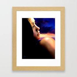 Kona Framed Art Print