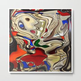 PICASSO'S  DAUGHTER Metal Print