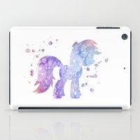 my little pony iPad Cases featuring My Little Pony by Carma Zoe
