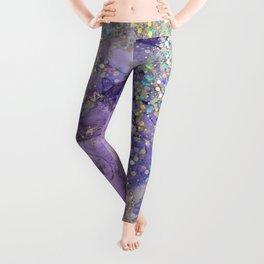 Watercolor Magic Leggings