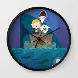 Sea´s song Wall Clock