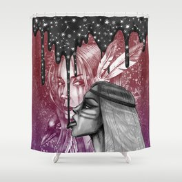 TASTE IT Shower Curtain
