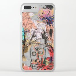 One Hundred Percent Clear iPhone Case