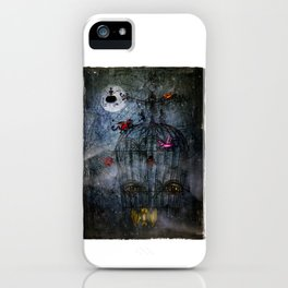 The Cage IV - Abandoned iPhone Case